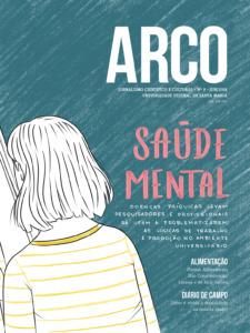 capa da revista arco