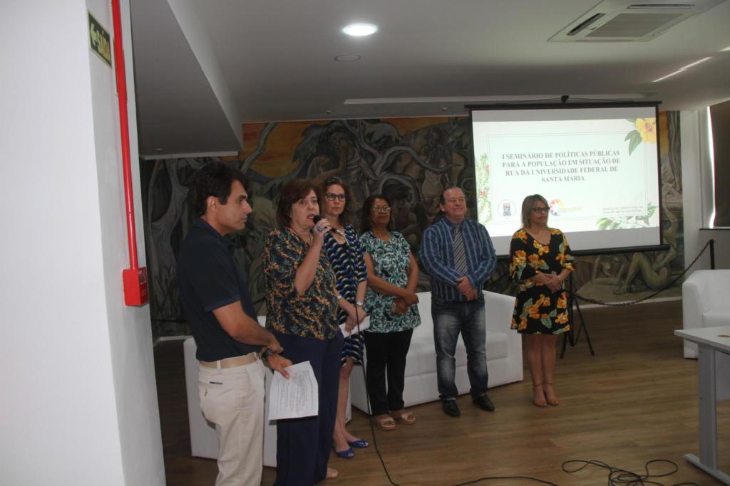Seminário é uma realização do curso de Terapia Ocupacional em parceria com a Pró-Reitoria de Extensão.