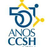 Selo comemorativo 50 anos CCSH