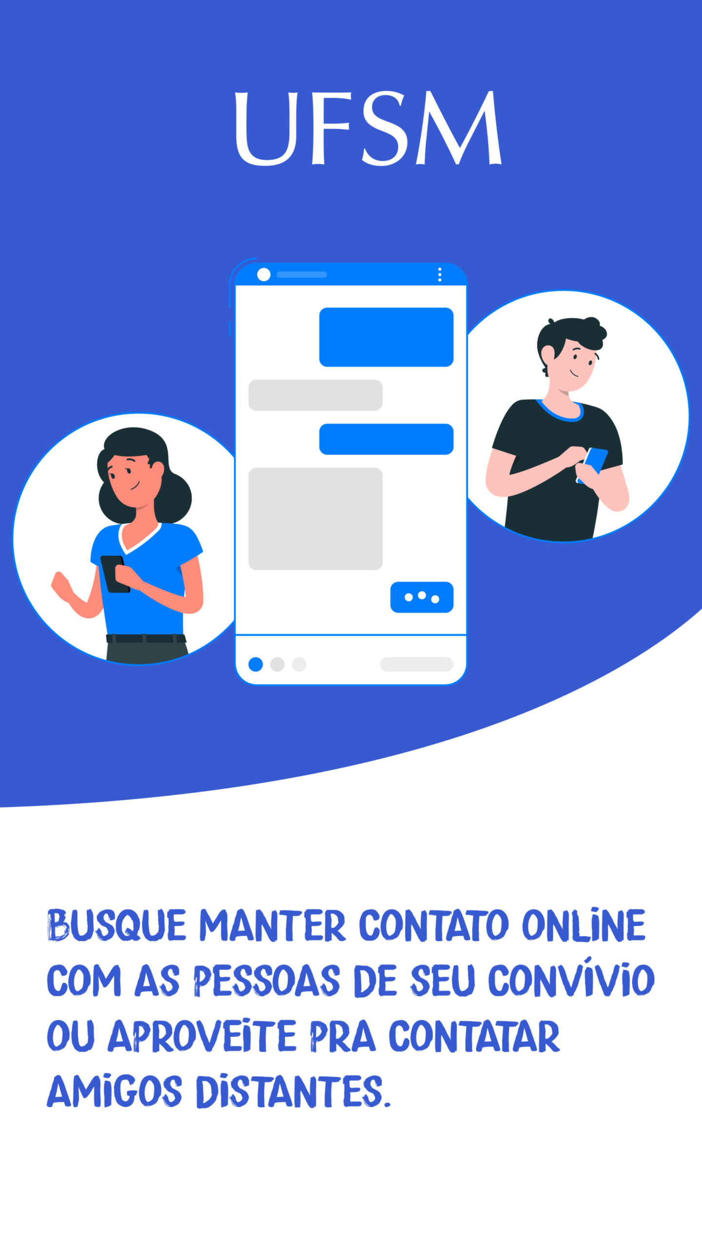 Story Contate amigos online