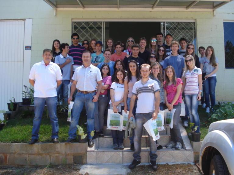 Ferticel Indústria de Fertilizantes LTDA - Coronel Freitas - SC