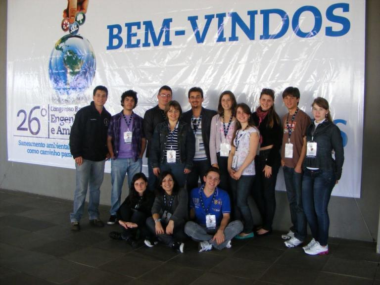 Participação CBESA - 2011