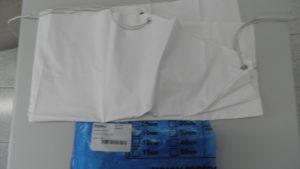 Imagem do Avental Impermeável Confeccionado em Tecido Sintético - CA 32411