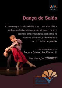 Breve resumo da Oficina de Dança de Salão