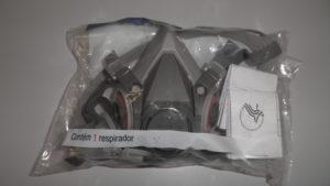 Imagem de Respirador Purificador de Ar Tipo Peça Semifacial Reutilizável - CA 4115
