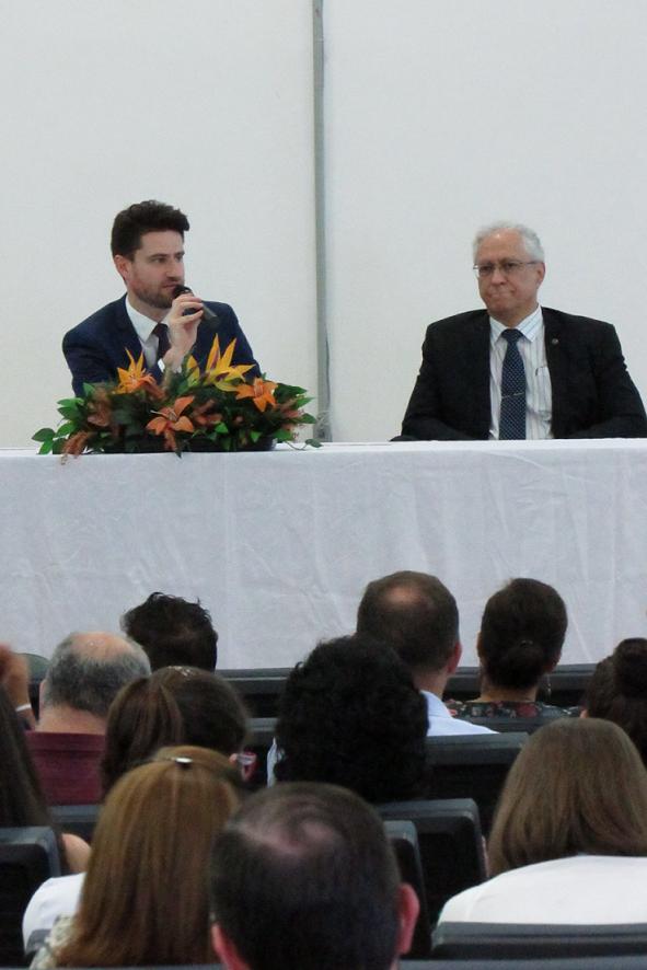 ciped 2018 tarde Tiago Marchesan e Mario Neto Borges