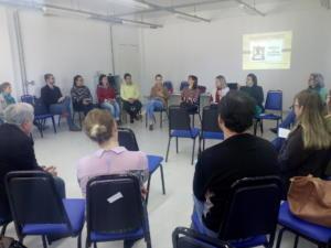 Professora Dóris Bolzan falou sobre a formação e atuação do docente em contextos emergentes.