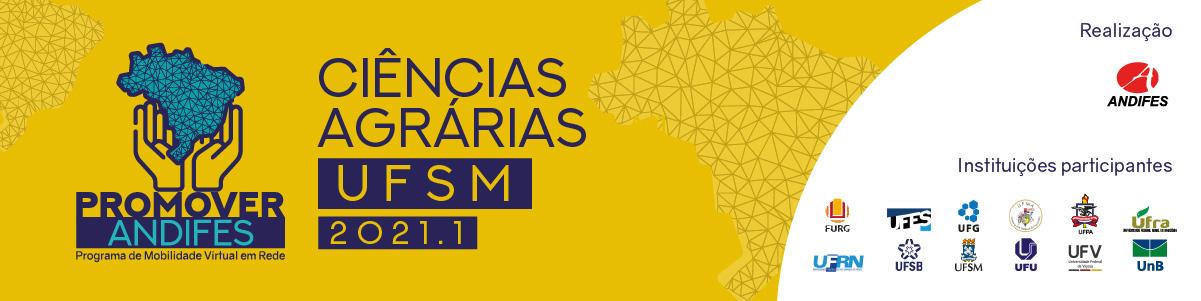 PROMOVER UFSM - AGRÁRIAS