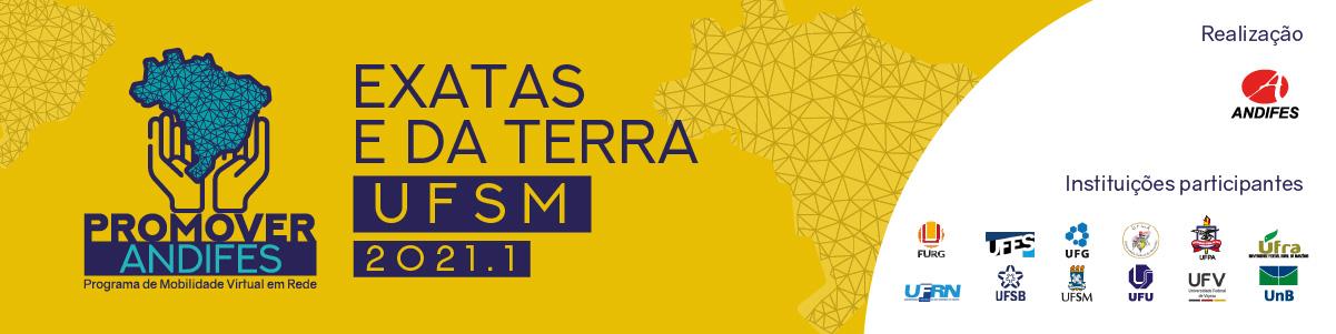 PROMOVER UFSM - EXATAS E DA TERRA