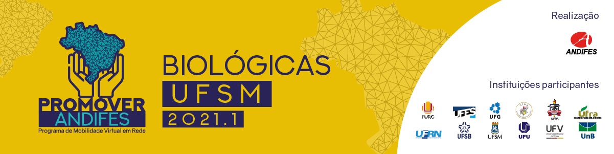 PROMOVER UFSM - biológicas