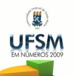 UFSM em números 2009.