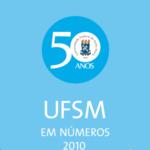 50 anos UFSM em números 2010.