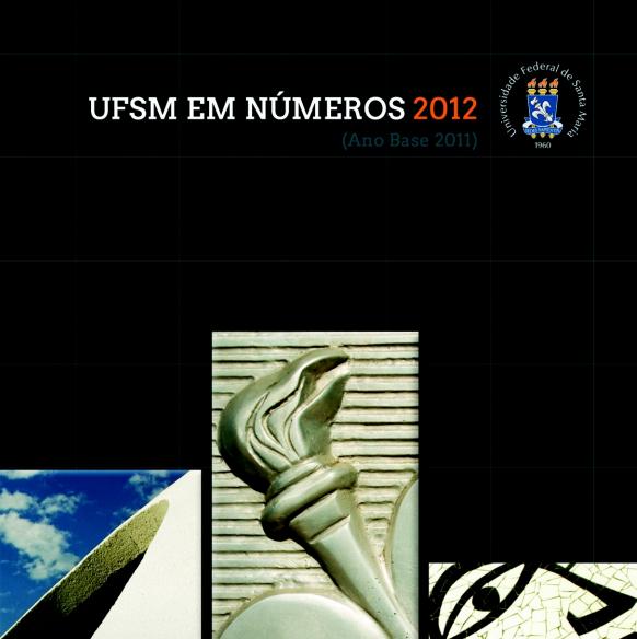 UFSM em números 2012.