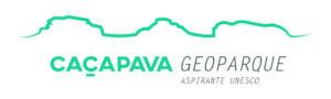 Marca_Geoparque Caçapava_Aspirante_01_Versão Principal_Versão em Português_Versão principal CMYK fundo branco 300dpi