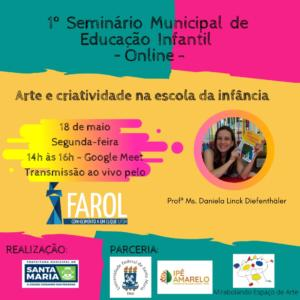 Seminário Municipal EI online
