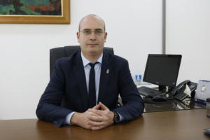vice-reitor da UFSM Luciano Schuch