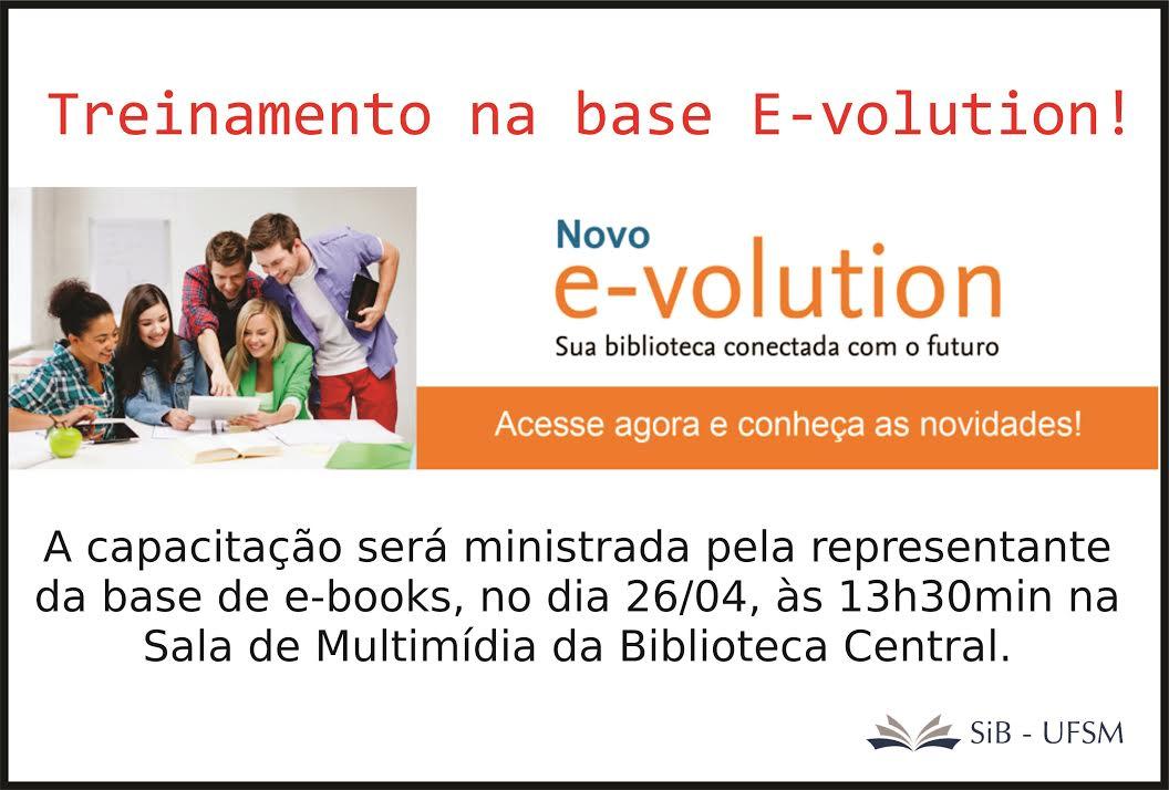 evolution capacitacao