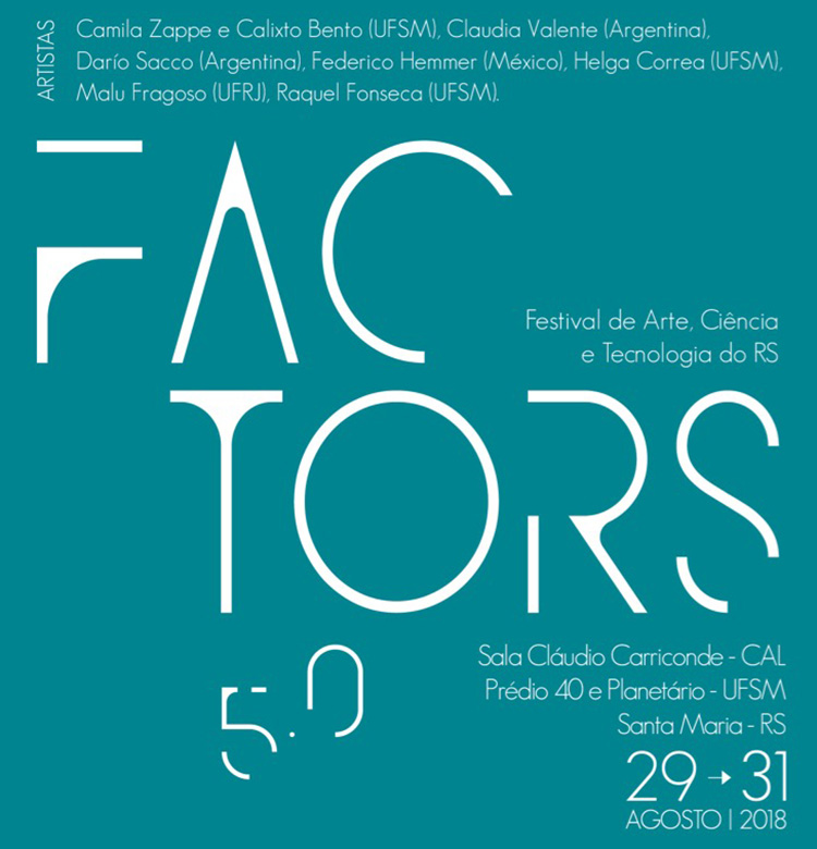 cartas factors 5