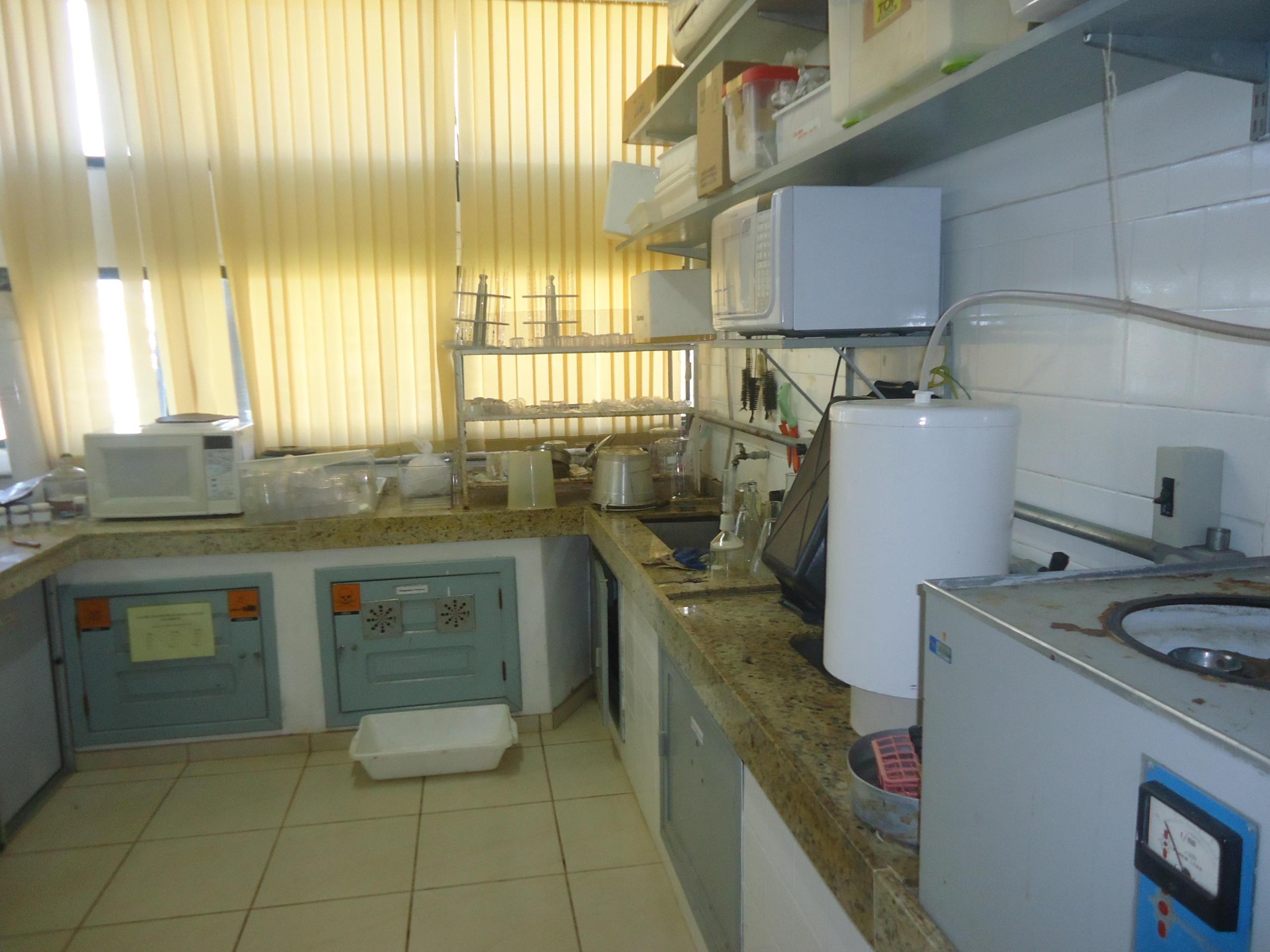Laboratrio Biologia do Solo 1