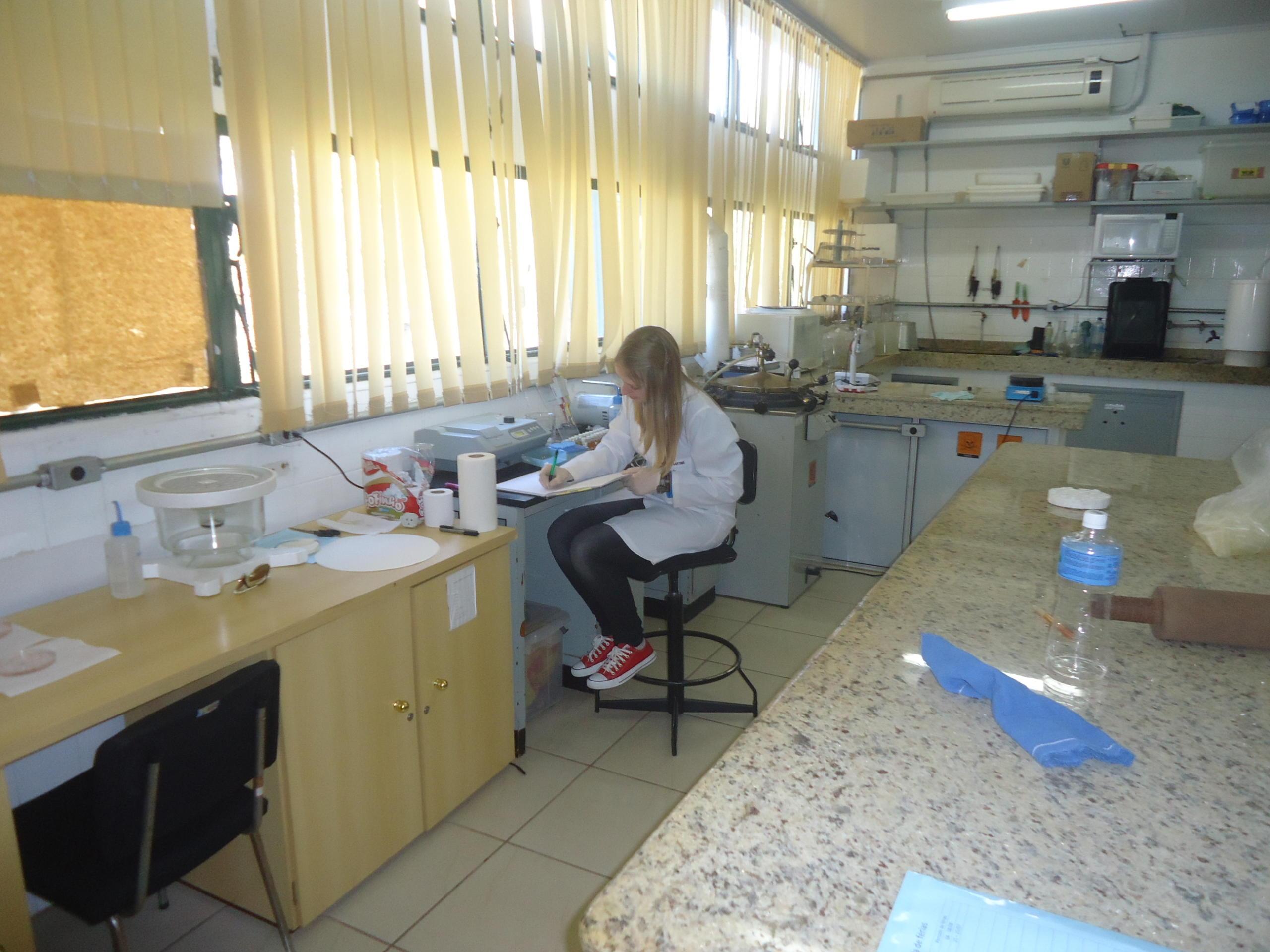Laboratrio Biologia do Solo 2
