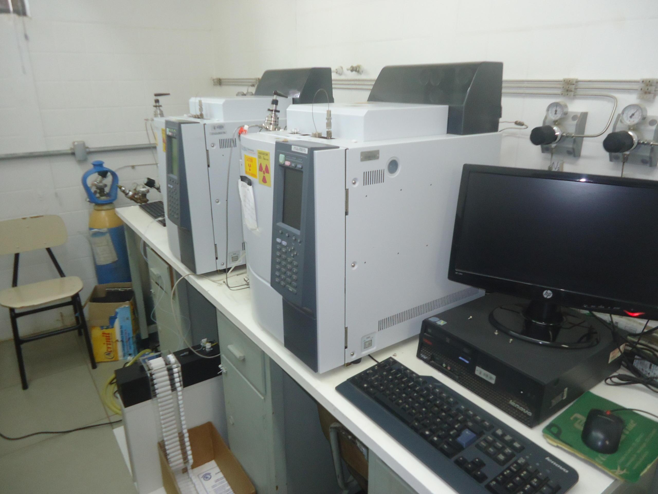 Laboratrio Microbiologia do Solo 1