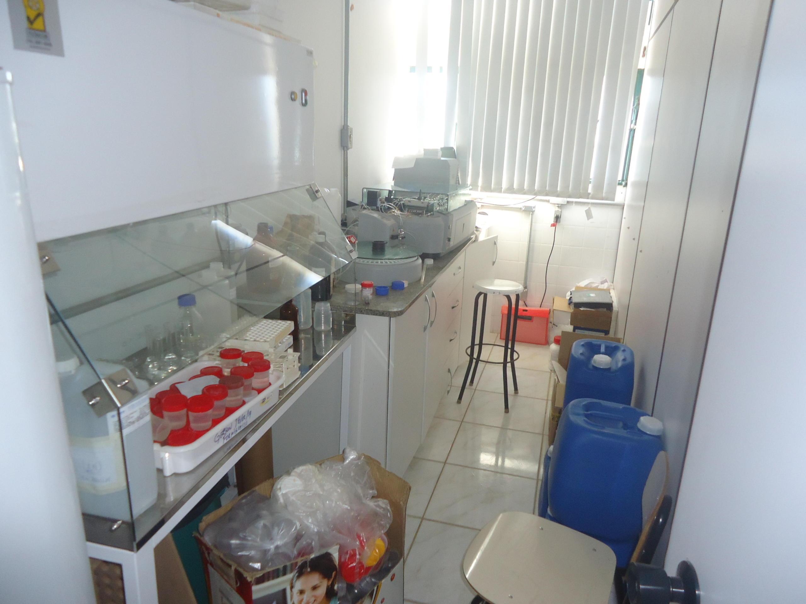 Laboratrio Microbiologia do Solo 3