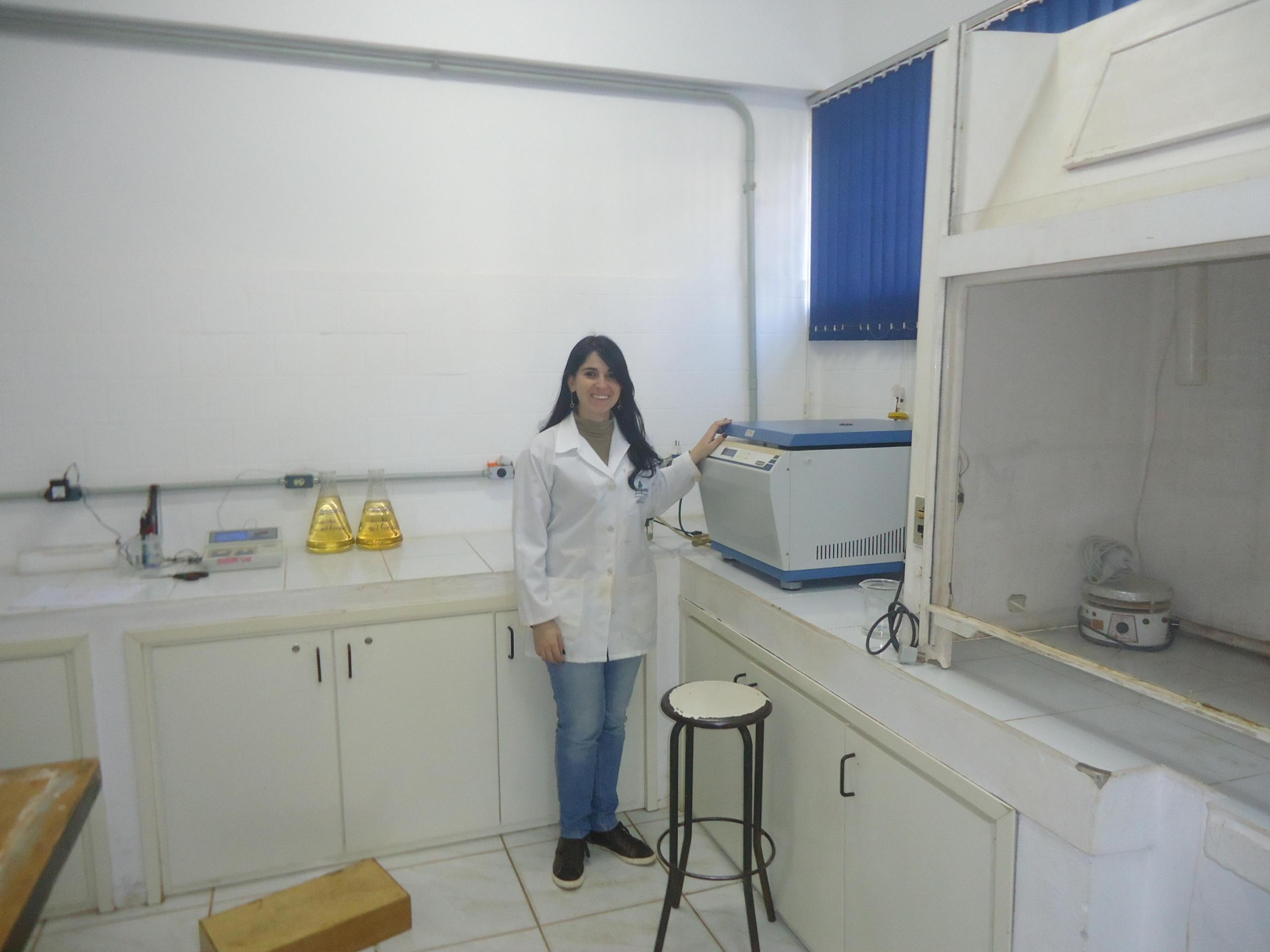 Laboratrio Pedologia do Solos 2