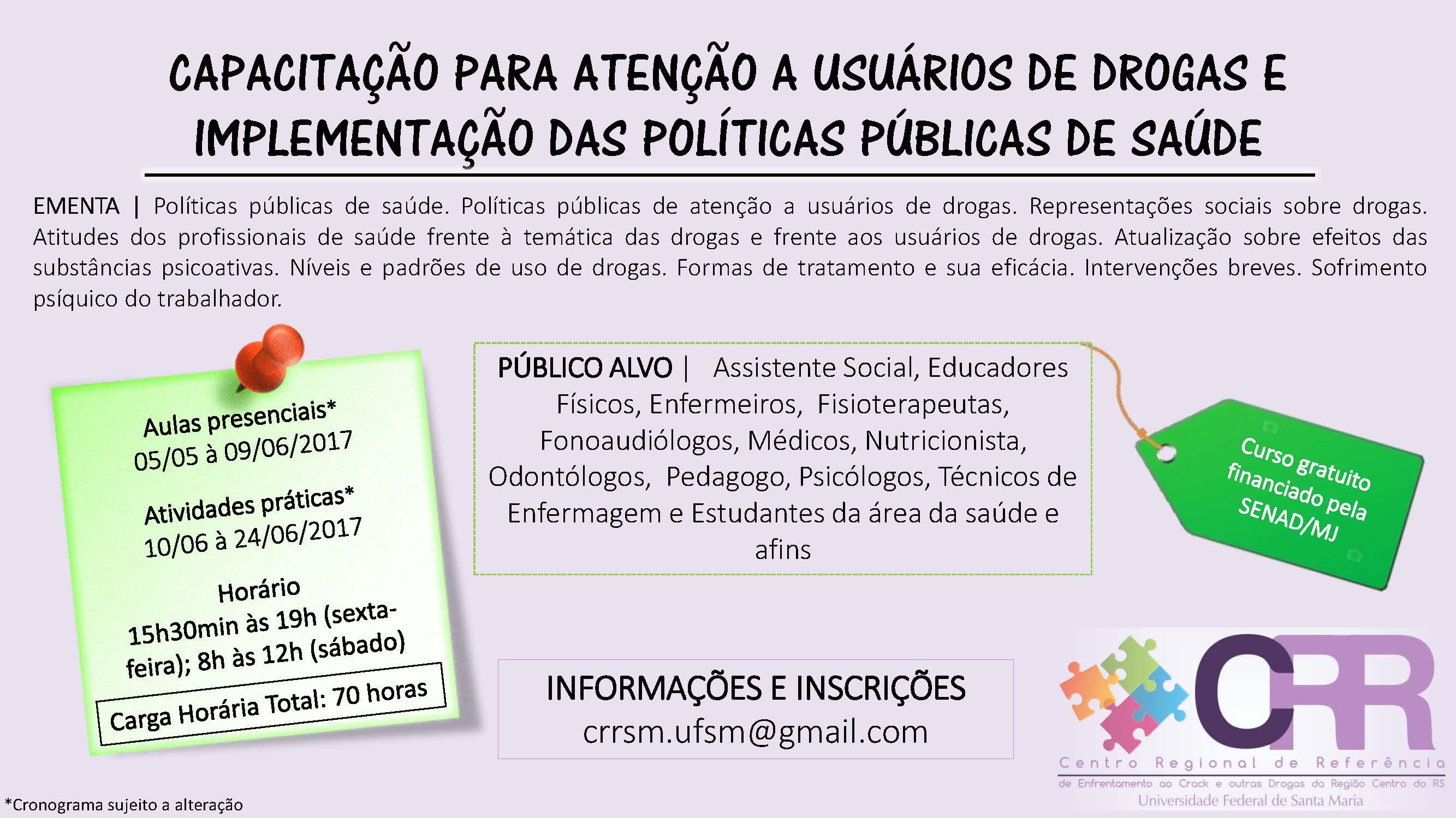convite curso I