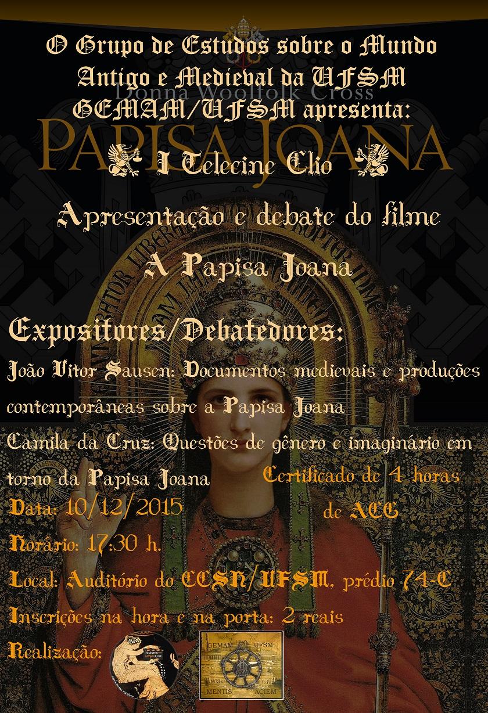 cartaz papisa joan 1
