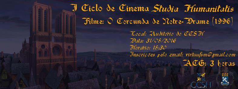 I Ciclo de Cinema