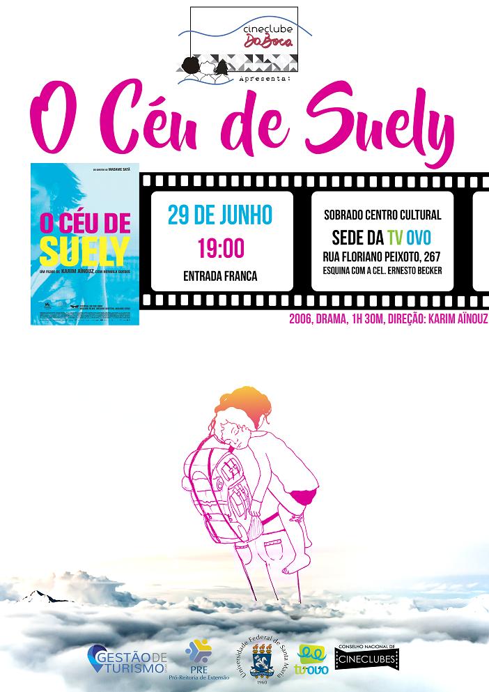 CINECLUBE O CEU DE SUELY