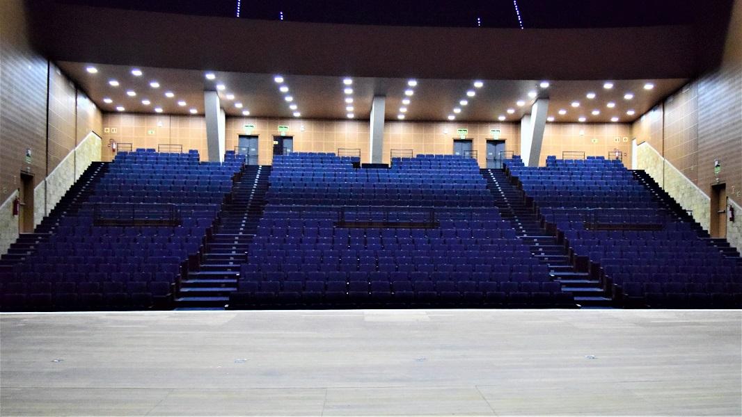 Centro de Convenções - Mariana Flores