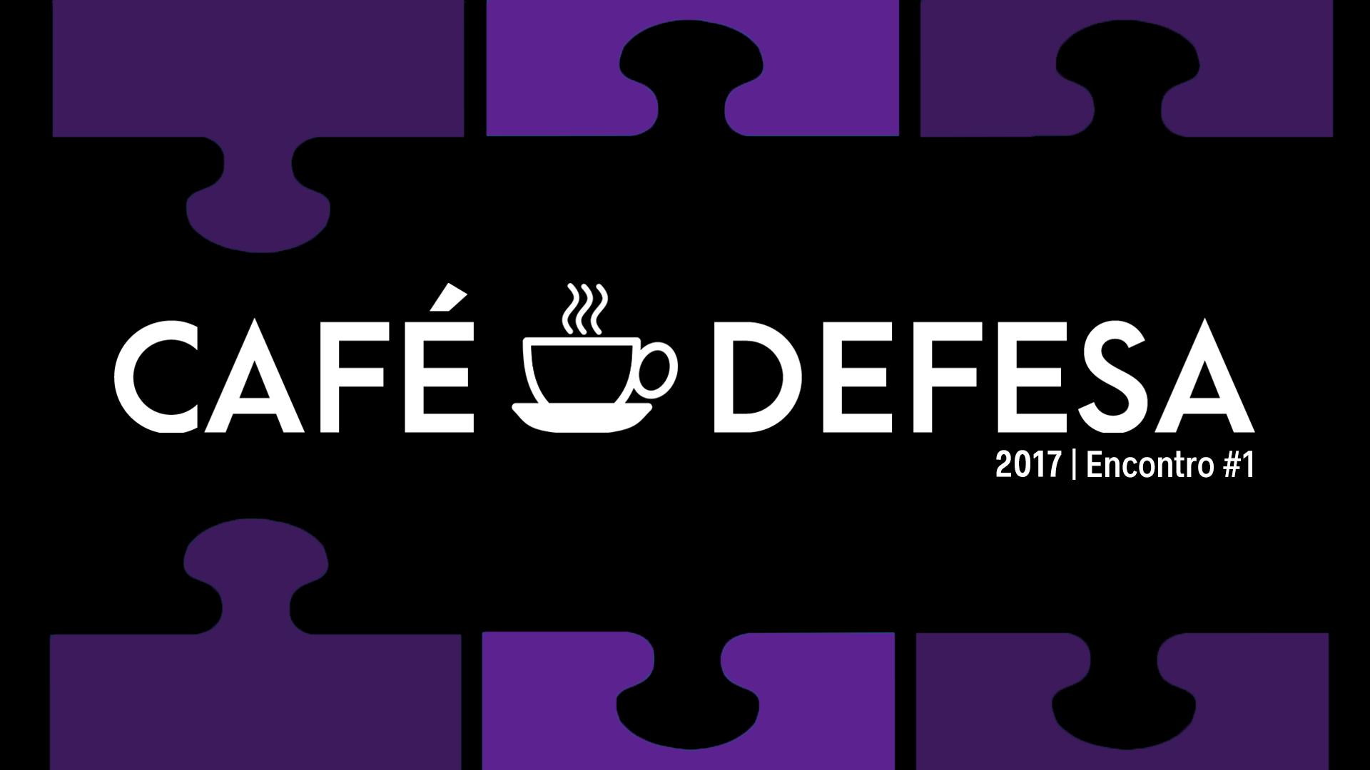 GECAP 2017 Café Defesa Arte Evento Facebook