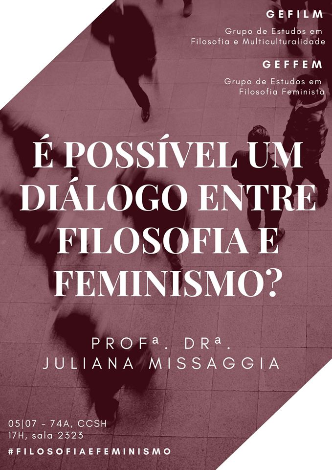 Filosofia e Feminismo