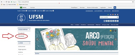 avaliação docente resultado site
