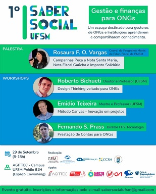 Saber Social site