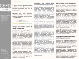 CEFD Online N. 01/2019 - 20.03.19