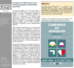 CEFD Online N. 02/2019 - 27.03.19