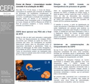 CEFD Online N. 03/2019 - 10.04.19