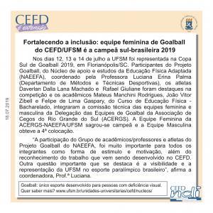 CEFD é Extensão - 18.07.19