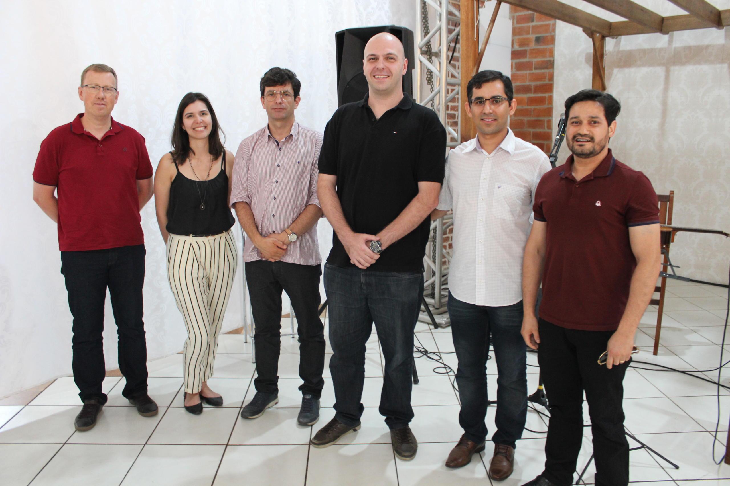 Nova Direcao e coordenadorias - 21.12.2017