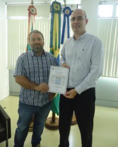 Charles Rech - Professor Adjunto (11.04.2019)