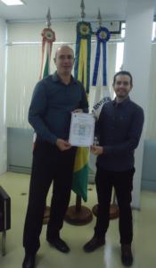 Felipe Caleffi - Professor Adjunto (25.04.2019)