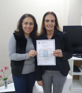 Ana Elisa Moraes Souto - Professora Adjunta (23.05.2019)