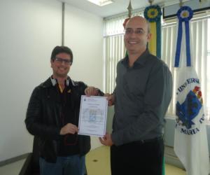 Luis Roberto Centeno Drehmer - Professor Adjunto (09.05.2019)
