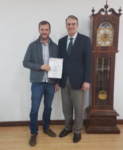 Maikson Luiz Passaia Tonatto - Professor Adjunto (06.06.2019)