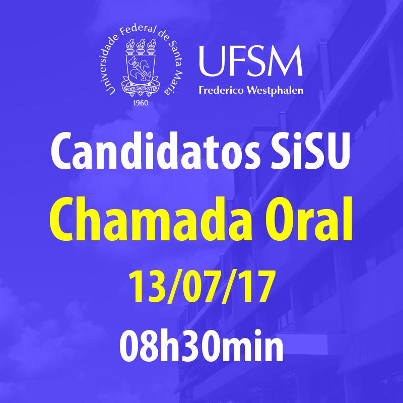 Chamada-oral semestre 2