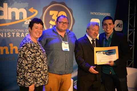 Foto premiação ADMpg 1