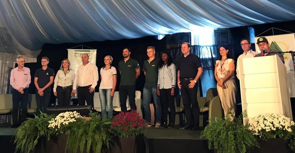Docentes e acadêmicos da UFSM-PM participam do Painel Jovens do Campo