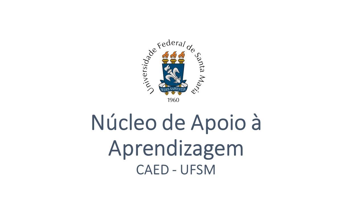 Logo Núcleo de Apoio à Aprendizagem
